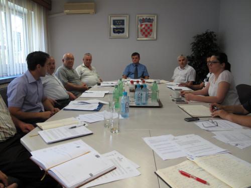 Sastanak predstavnika LAG-a Posavina